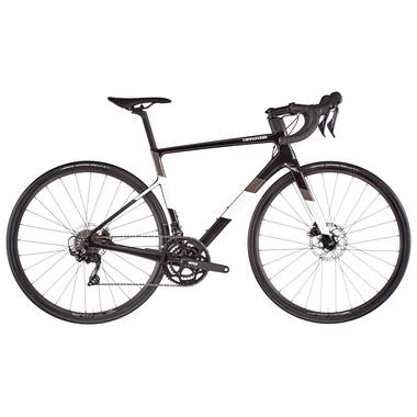 Bicicleta de carrera CANNONDALE SUPERSIX EVO CARBON DISC Shimano 105 34/50 Negro 2021